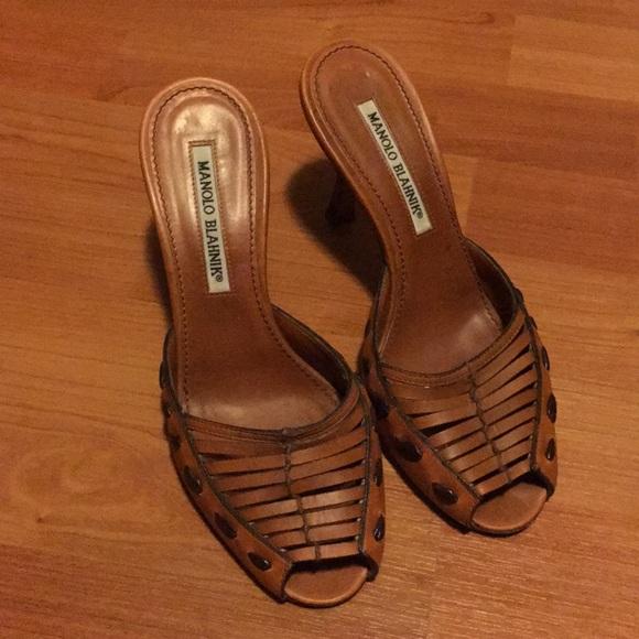 Shoes - Manolo blahnik
